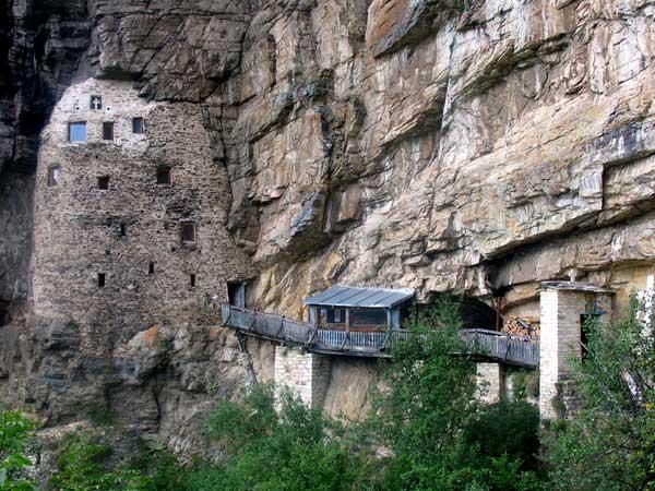 Saint Sava anchorite's cell