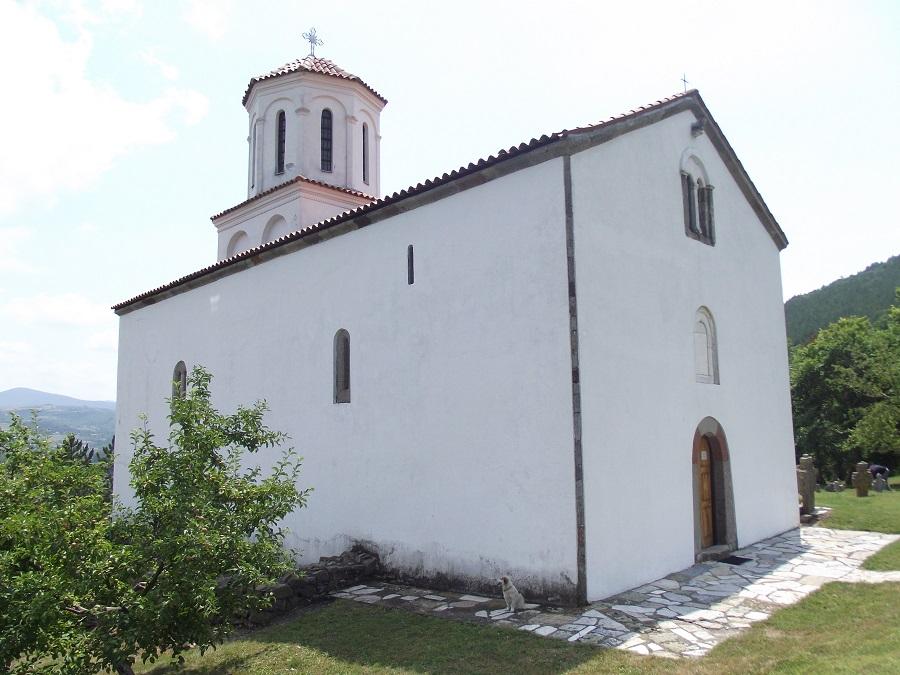 Manastir Končulj