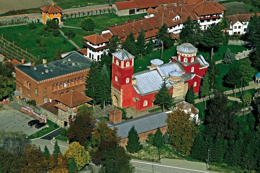 Rezultat slika za манастир жича